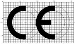 CE mark design